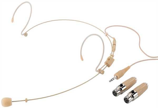 HSE-152A/SK Kopfbügelmikrofon