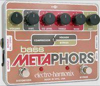 Electro Harmonix Bass Metaphors Preamp